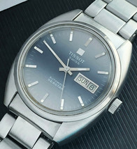 Swiss made Tissot Seastar men's vintage automatic watch mint condition - $415.03