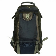 [Mountaineering - Midnight Blue & Black] Multipurpose Outdoor Backpack - $27.99