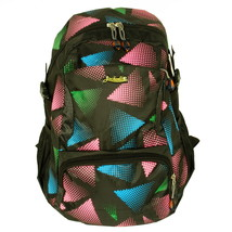 [Carpe Dieme] Multipurpose Outdoor Backpack/Dayback Blue & Pink  - $24.99