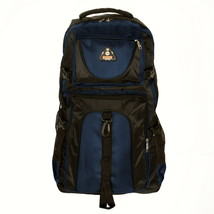 [Smart] Multipurpose Outdoor Backpack /Camping Bag Dark Blue - $28.99