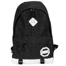 [Retro] Chic Multipurpose Canvas Backpack Black - $24.99