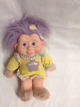 "Applause Magic Trolls Doll Vintage CPK 12"" tall Cabbage Patch Kids - $21.09"