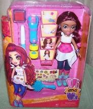 "Vi and Va VIVIANA FASHION DESIGNER 9"" Doll New - $20.67"