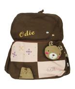 [Bear House] Fabric Art School Backpack Outdoor Daypack - $22.99