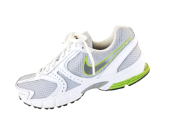 Nike Air Skyraider 2 Womans 386511 001 Athletic Lace Up Grey White Shoes... - $24.25