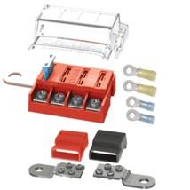 Blue Sea 5024 ST-Blade Battery Terminal Mount Fuse Block Kit - $45.43
