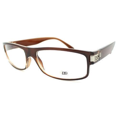 Eyeglasses Frame OPTICAL CLEAR Lens DESIGNER FASHION Eyewear for MEN and WOMEN