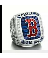2018 Boston Red Sox World Series Champions Replica Ring  - $39.00