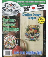 Cross Country Stitching April 2013 magazine issue Jeremiah Junction - $6.00