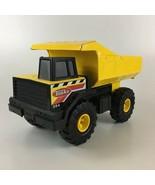 Tonka 354 Mighty Diesel Pressed Steel Metal Yellow Dump Truck 2012 - $14.01