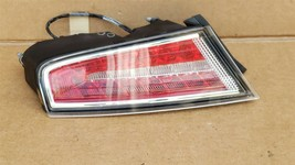 13-16 Lincoln MKZ LED Tail Light Taillight Panel Outer Driver Left LH image 1