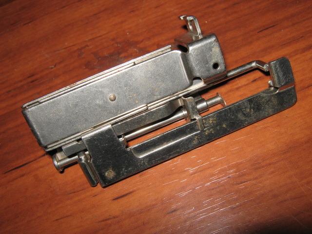 Greist Attachments Tucker Low Shank Vintage Used Adjustable