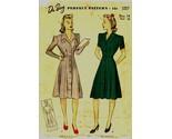 Auction 1219 d 5257 green dress 14 1942 43 unp thumb155 crop