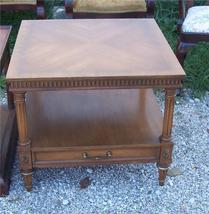 Walnut Weiman Side Table/End Table - $177.03