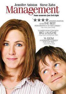 Management (DVD, 2009) Jennifer Aniston Steve Zahn