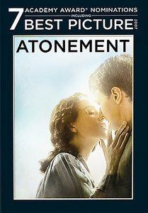 Atonement (DVD, 2008, Widescreen) Keira Knightley