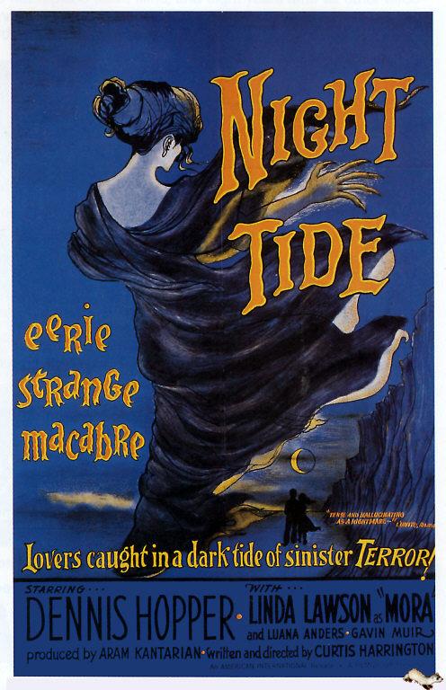 Night tide 1963