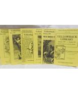 Yellowback Library 1999 - $24.75