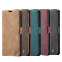 Leather Wallet flip Magnetic back Case Cover For Xiaomi MI CC9 Pro / Not... - $66.12