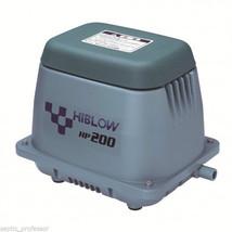 HIBLOW HP-200  NEW SEPTIC AIR PUMP POND AERATOR DIY 2DA - $674.99