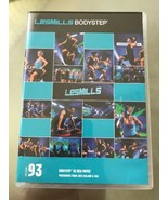 Les Mills BodyStep release 93 CD, DVD, and Choreography Notes - $54.45