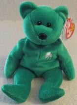 Ty Beanie Baby Erin The Bear 5th Generation Hang Tag 1997 NEW - $6.92