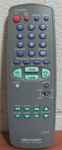 Sharp GA292SB TV Remote 20F550 20F540 25C340 27C540 27F540 32C530 32F540 36C530 - $11.49