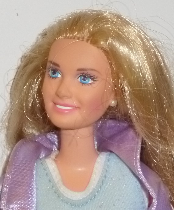CHER dressed Doll blonde from CLUELESS TV Show