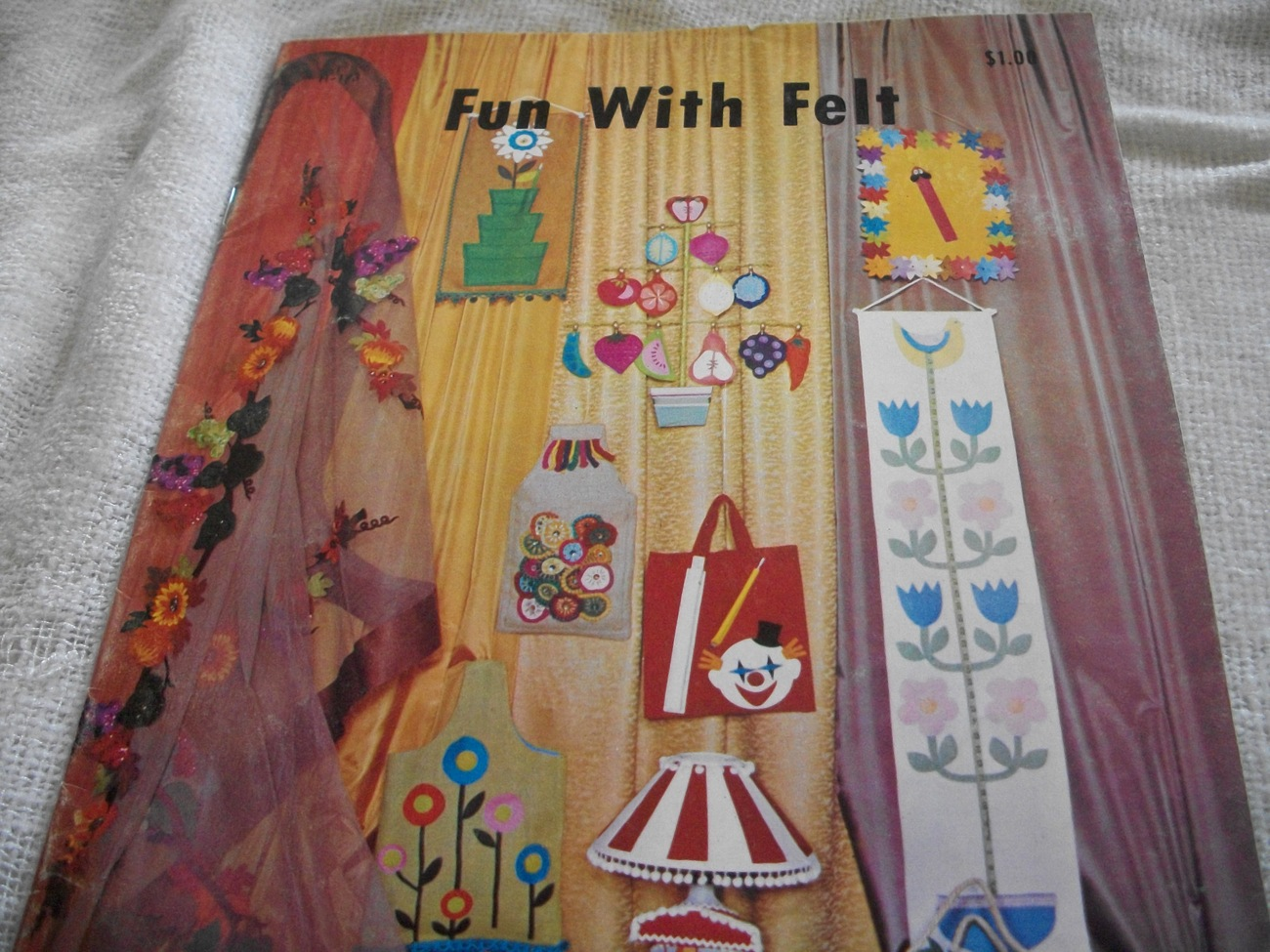 Primary image for Fun With Felt Craft Book & More Fun With Felt Book
