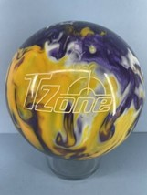 8# 8oz Former Display Bowling Ball Brunswick T ZONE GROOVY GRAPE new und... - $93.11