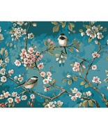 GATYZTORY birds with flower DIY Oil Painting Paint by Number Kit Paintin... - $10.90+