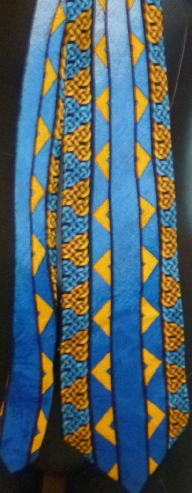 RUSH LIMBAUGH No Boundaries Silk Colorful TIE Neck tie