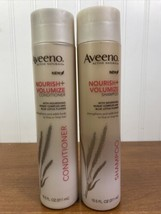 Aveeno Active Naturals Nourish + Moisturize Shampoo & Conditioner 10.5 L... - $44.45