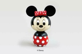 Disney Doll Kokeshi Made in japan Minnie Mouse Shozaburo Kokeshi - $88.11