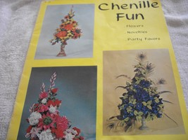 Chenille Fun Craft Book - $6.00