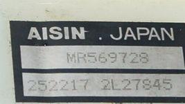 03-06 Mitsubishi Montero Limited Abs Brake Pump Assembly MR527590 MR569729 image 5