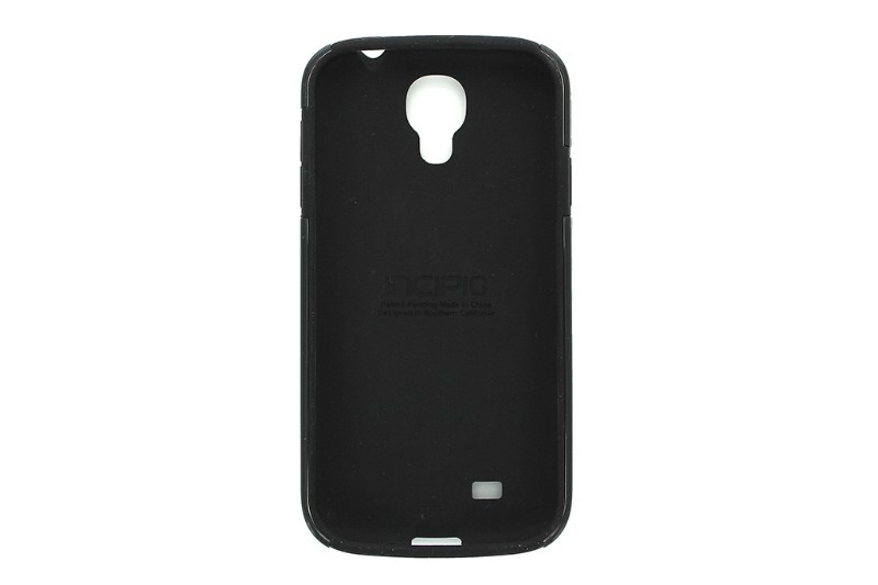 Incipio DualPro Shine Case for Samsung Galaxy S4 Silver and Black