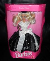1992 Mattel Barbie Satin Nights Doll New In The Box - $29.99