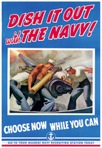 Decor Poster. Fine Graphic Art. Navy recruiting station. Home Wall Art. ... - $11.30+
