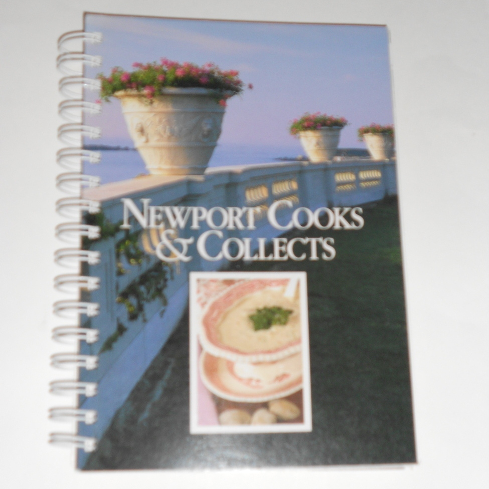 Newport Cooks & Collects Cookbook