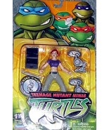 Teenage Mutant Ninja Turtles  April O'Neil - $13.95