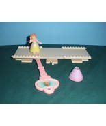 Vintage Fisher Price Precious Places #5207 Ashley the Model  - $11.99