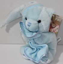 Aurora PEOPLE PALS SLEEPYTIME Blue Teddy Bear LOVEY STUFFED PLUSH Baby T... - $18.70