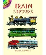 Train Stickers Dover Little Activity Books Stickers - $2.26