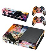 One Piece decal for xbox one console and 2 controllers - $15.00