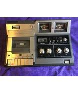 Vintage Technics Panasonic Stereo Cassette Deck 640 RS-640US   - $139.00
