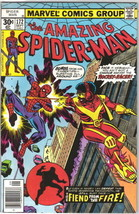 the Amazing Spider-Man Comic Book #172, Marvel Comics 1977 VERY FINE/NEAR MINT - $22.14