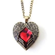 Angel's Loving Heart Pendant - $18.99+