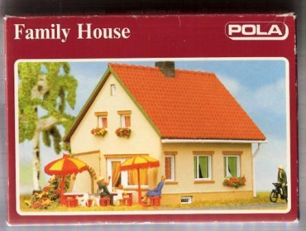 Pola family house