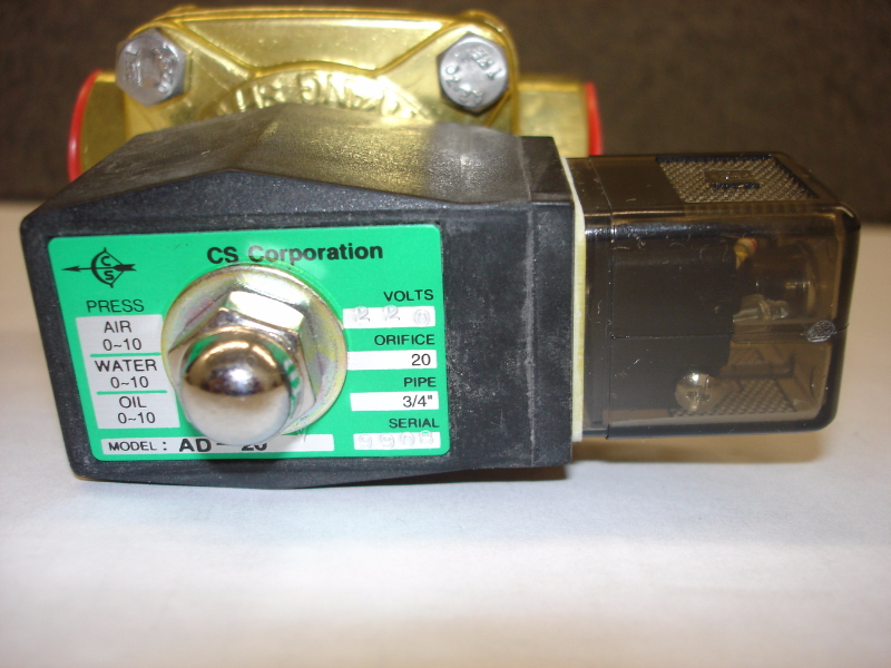 Primary image for CKD Solenoid Valve ADK11-15A